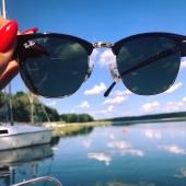 😎 SUMMER is coming...  Czy masz już swoją parę? 🕶 Zadbaj o wzrok i poczuj się stylowo. 👌🏻  #modneokularypl #modneokulary #optyk #salonoptyczny #optykwrześnia #okularyprzeciwsłonecze #okularydamskie #poland #wielkopolska #eyewear #eyewearlover #sunglasess #jezioro #lato #powidz #jacht #nadjeziorem ##slońce #ochrona #wakacje #plywanie #style #lake #żaglówka #żaglowanie